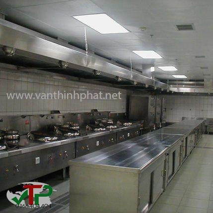 Bếp Á công nghiệp Quạt Thổi