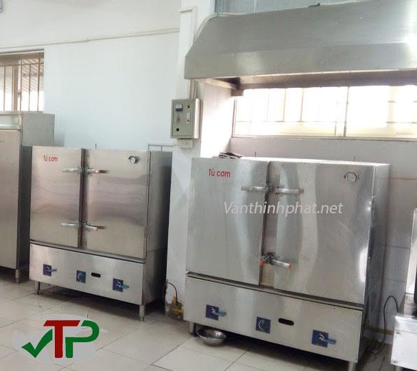 Tủ nấu cơm công nghiệp 60kg